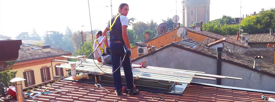Rifacimento Tetto, Linee vita per tetti e Sistemi anticaduta: le problematiche della sicurezza